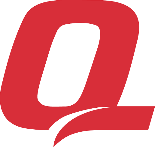 Red Logos with Q